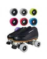 Solleret Boots With Gentry Wheels
