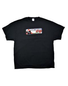 Skate FM T-Shirt-Black-M