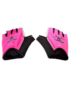 Anabolix Fingerless Roadstar Skate Gloves-Tourmaline-S