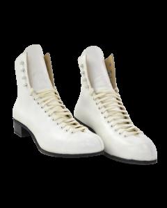 Oberhamer Blue Skate Boots - White - 650