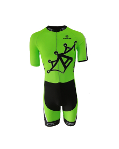 Anabolix Speed Suit-Emerald-XL