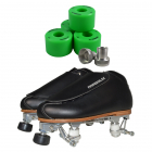 Solleret Boots With Heir Wheels & Hubs