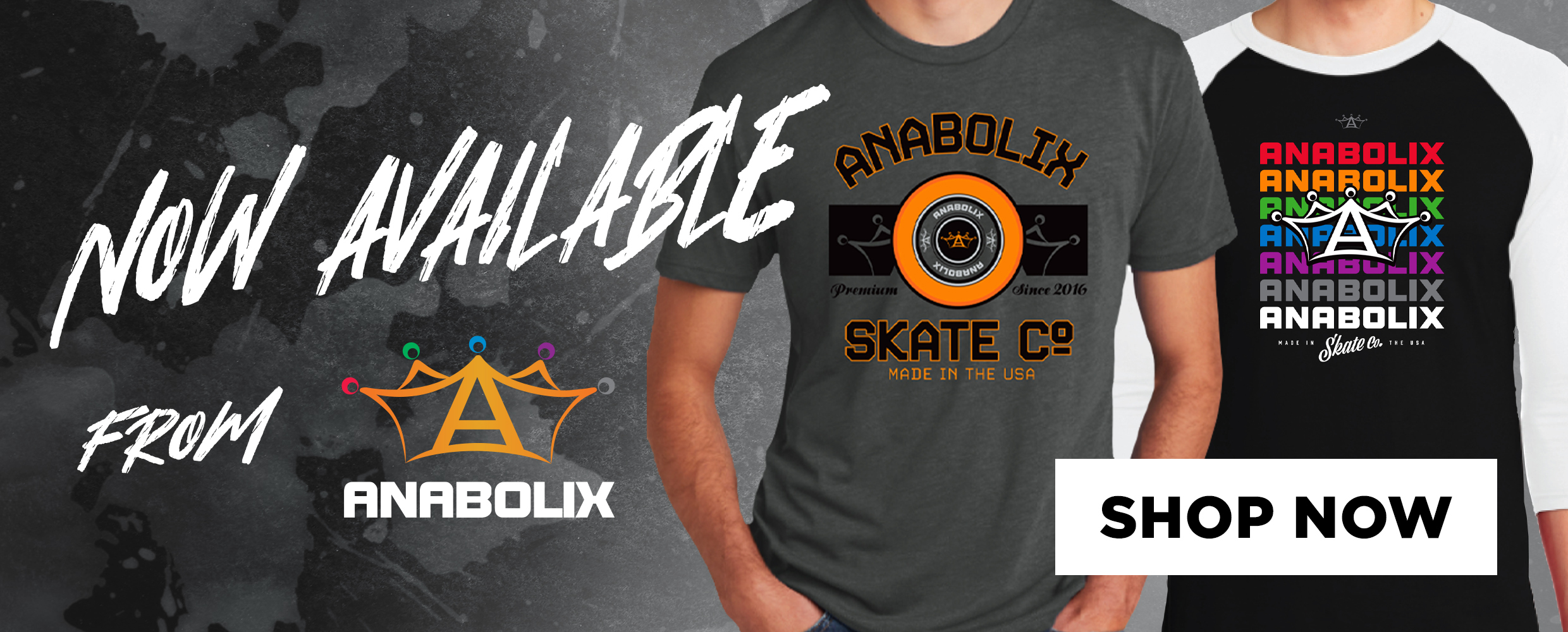 new anabolix apparel
