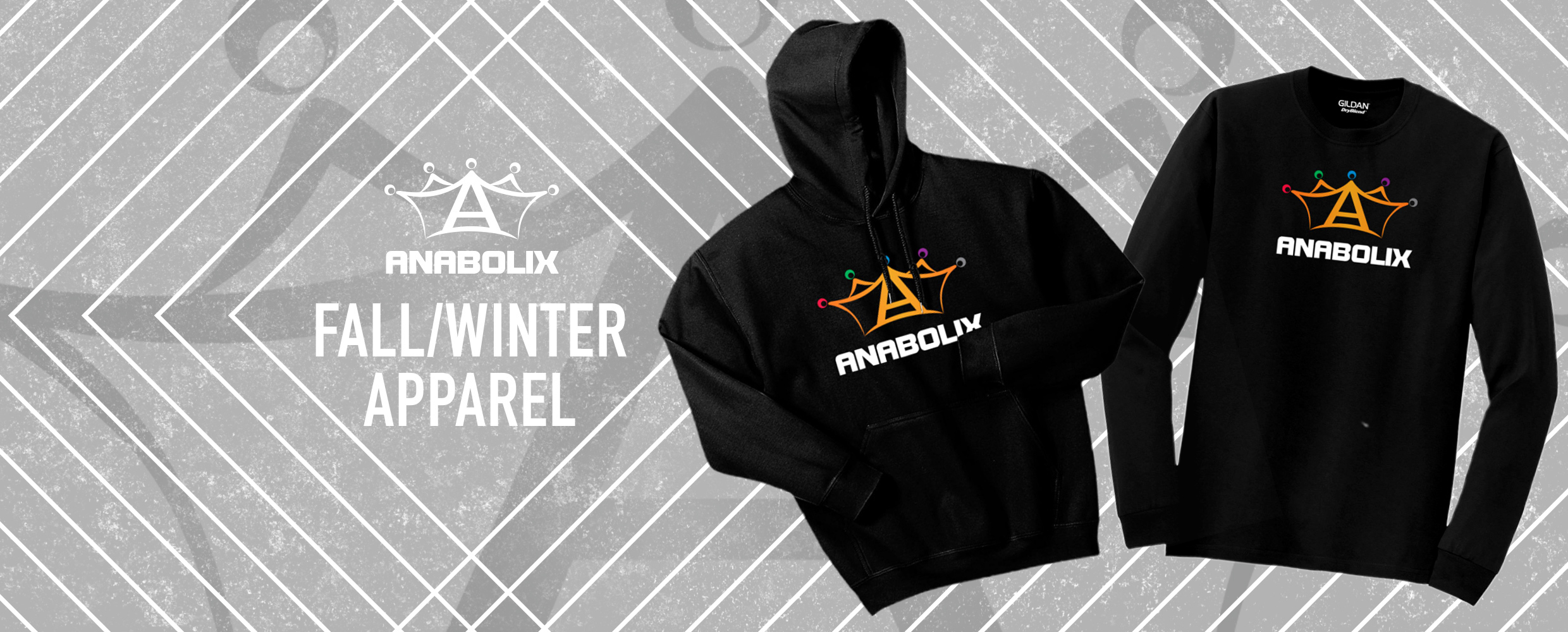 Anabolix fall and winter apparel